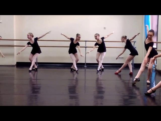 Экзамен по народному танцу 05 04 2017
