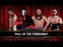 SBW Raw - Sting vs Daniel Brayan vs Johny Gargano vs Crazzy Steve