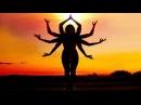 Сон на кладбище и богиня Кали Шакти воплощения Кали Дэви богиня Смерти благосло