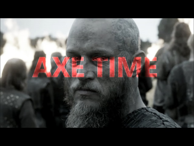 Vikings || AXE TIME (Wardruna - Solringen)