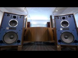 JBL 4343A WX in Perfect Restored with KRS Artificial Leather Surrounds by KENRICK
