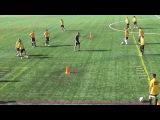 U14 Development Academy - Box Warm Up
