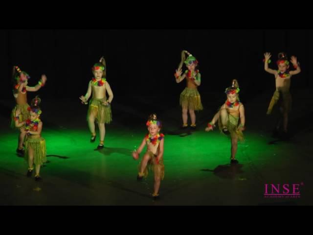 Детская хореография 3-4 года, танец