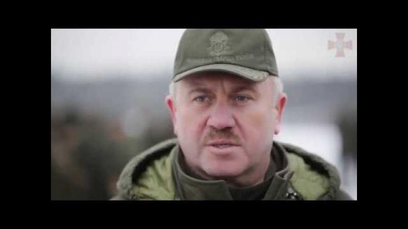 Комплексний збір з керівним складом Національної гвардії України