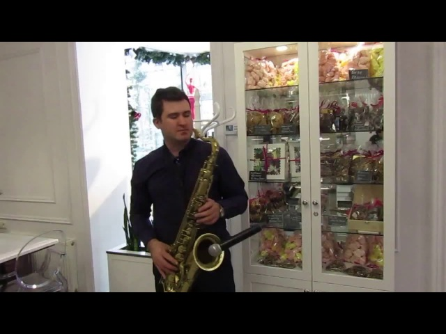 Lily Was Here Inside story with saxophone.Саксофонист Андрей Романенко. COVERS on YOUTUBE 🎷