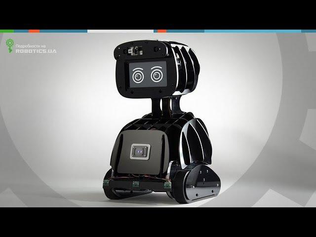 Misty 1 - домашний робот для разработчиков (Robotics.ua)