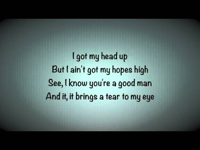 Lukas Graham - Better Than Yourself Lyrics