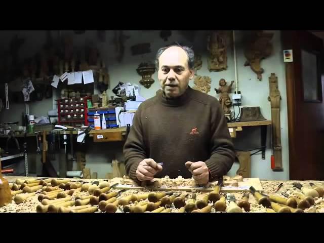 Documentário Talha Portuguesa / Wood Carving - Júlio Leal