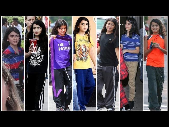 Michael Jackson's Son Blanket Jackson ( Bigi Jackson ) : Fashions Styles | 2017