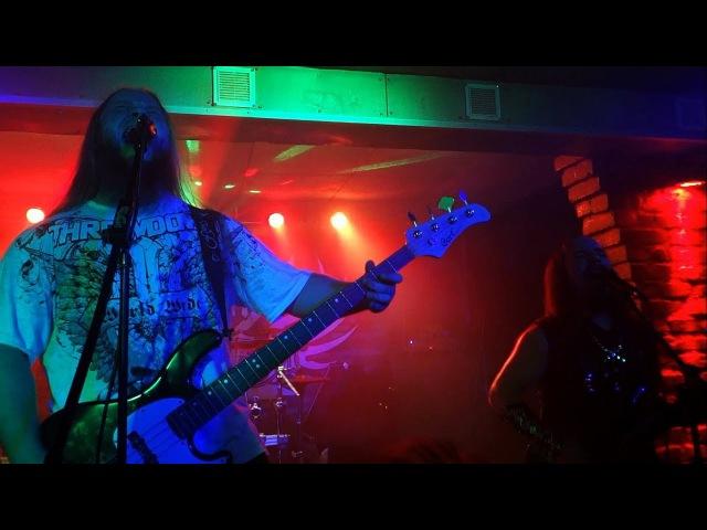 Black Union Isolation Live at Barvy club Kiev 09 12 2017