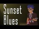 Elias Frost - Sunset Blues (Lyric video)