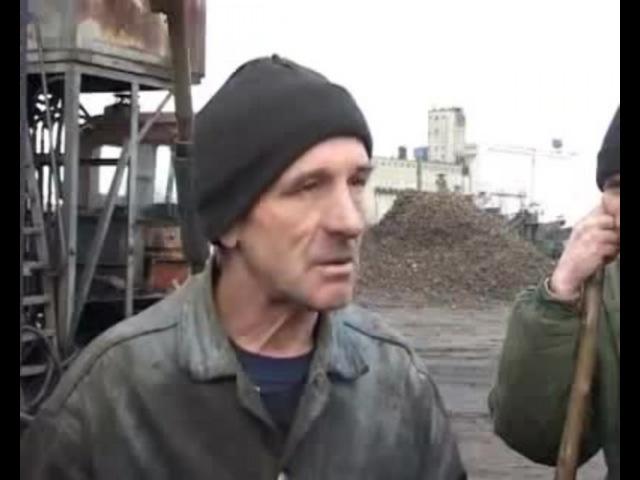Drunk russian miner ·