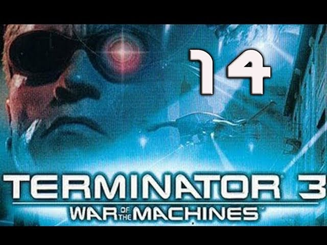 Terminator 3: War of the Machines ►14 ► Docks (Скайнет)