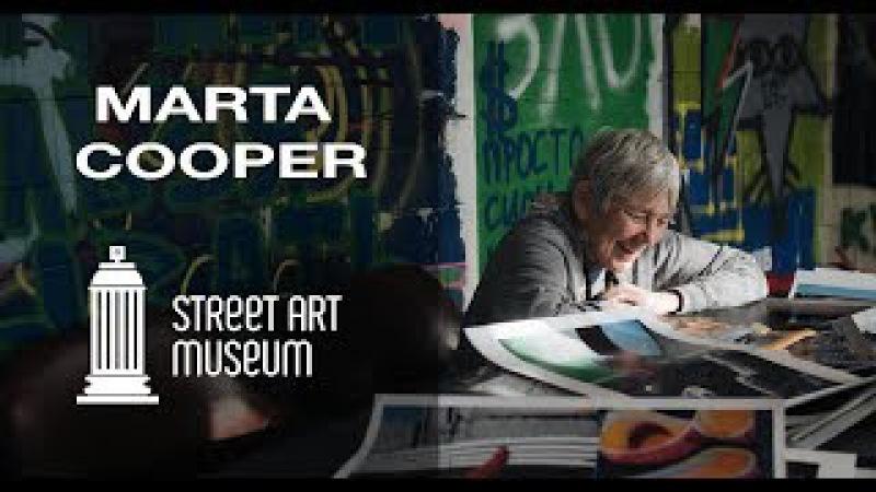 Brighter Days Are Coming — Martha Cooper