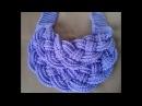 Bufanda navidad facil a crochet how to do scraff subtittles
