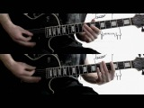 Machine Head - Is There Anybody Out There (Full Guitar Cover)