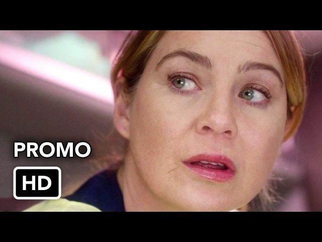 Grey's Anatomy 14x13 Promo