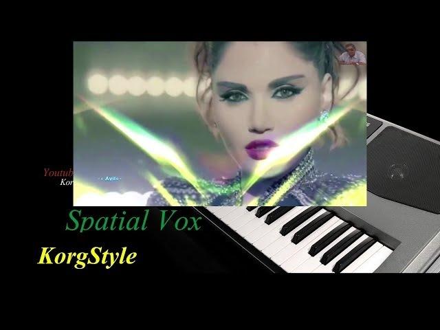 KorgStyle Spatial Vox - Incanto dAmore (Korg Pa 600) EuroDisco