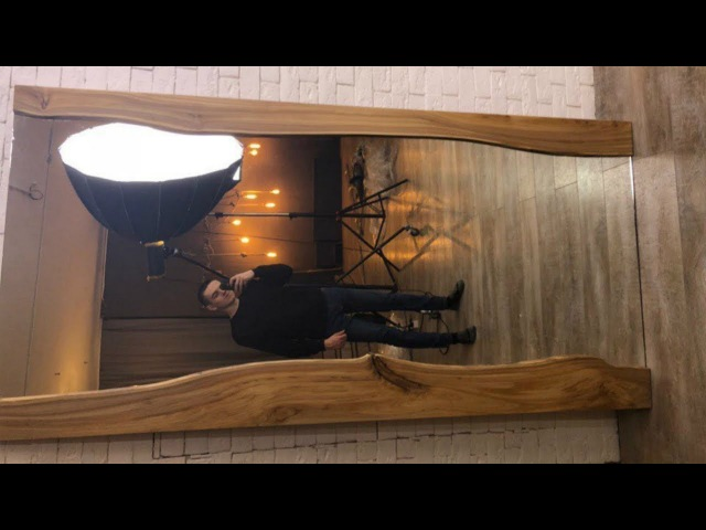 Стильное зеркало из дерева своими руками / DIY mirror / Handmade /lifeedge