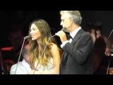 Andrea Bocelli &amp Nicole Scherzinger Canto Della Terra 2016