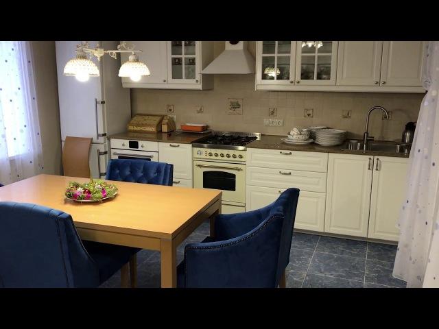 Стильные кресла на шикарной кухне. Мебель на заказ: 8-927-733-89-88 DL