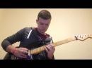 Guitar solo for Molchanov Band - Iron sky (cover)