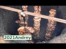 Тандыр своими руками, жарим шашлык из курицы. фильм - 1