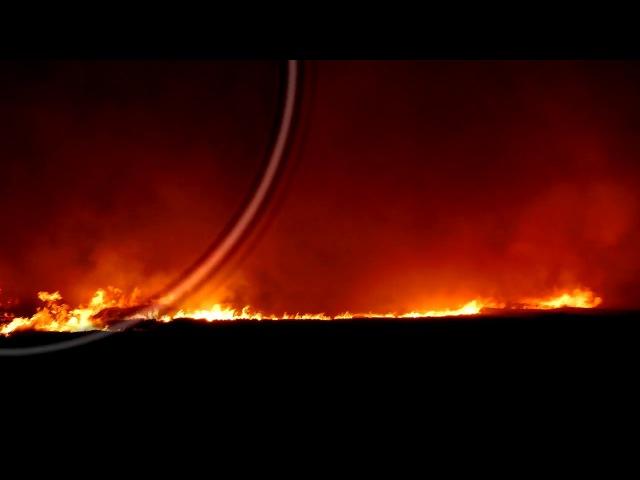 Пожар сильный огонь.Фото !Пожар Украина.