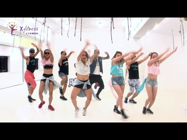 Despacito Luis Fonsi Feat Daddy Yankee-Xfitness-xparty-x team Choreography