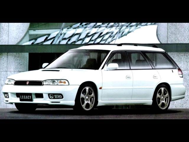 Subaru Legacy 2 0 GT B Touring Wagon BD '1996–98