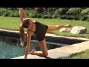 30-минутная тренировка всего тела - Тонус и формы с собственным весом. 30 Min Total Body Workout - Firm Shape Up No Equipment