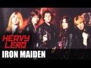 Heavy Lero 37 - IRON MAIDEN (1975 - 1981) - apresentado por Gastão Moreira e Clemente Nascimento