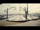 Winter Railway. 2ЭС10 Гранит Часть 2