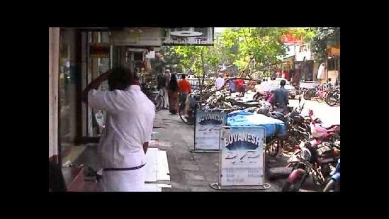 Поездка в Пондичерри в ашрам Шри Аурубиндо / Visit to Pondicherry to Sri Aurubindo's ashram