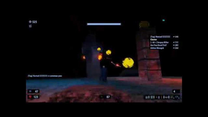 Serious Sam HD: Thana's Insanity_The Soul's End - Archives: Forgotten palace