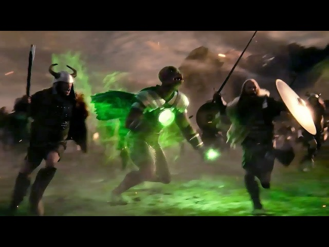 The Story of Steppenwolf   Justice League
