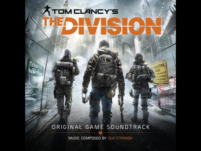 Tom Clancy's The Division (OST) / Ola Strandh - Lexington
