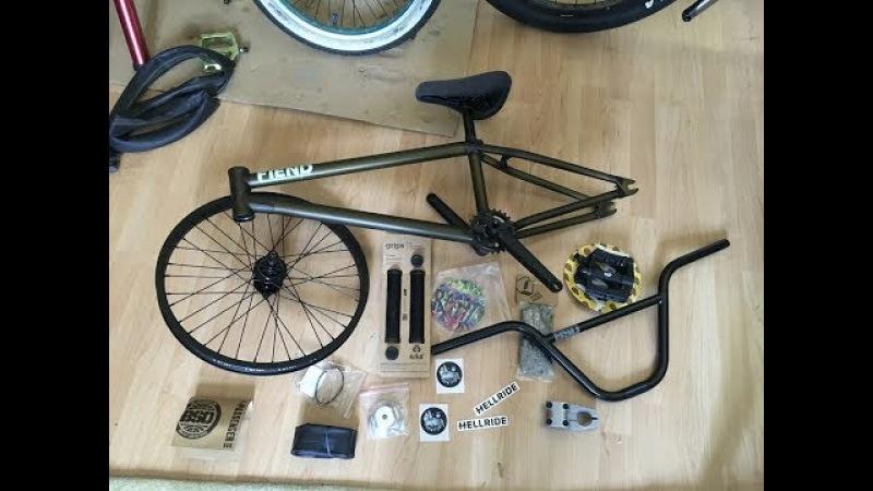 NEW BMX BIKE BUILDBIKE CHECK