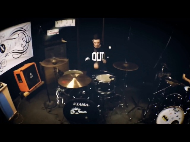 Drum solo number one (Max_Ex_Hard and Yura Volodin)