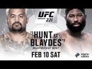UFC 221 обзор турнира / Аналитика MMA боёв. Йоэль Ромеро vs Люк Рокхолд / Кёртис Блэйдс vs Марк Хант