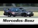 Mercedes-Benz 190E 2.5 16v EVO II (W201) DTM specs - Track action @ Monza Circuit - Pure Sound!