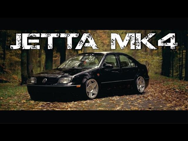 BAGGED VW JETTA MK4