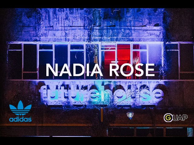 Nadia Rose Skwod - Live at Adidas [@AdidasUK] Futurehouse MYFUTUREIS | GUAP
