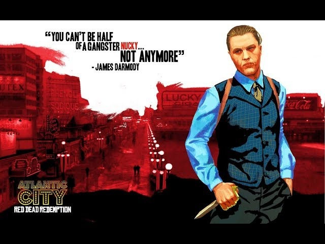 Jimmy Darmody | All Trench Knife Scenes (Boardwalk Empire)