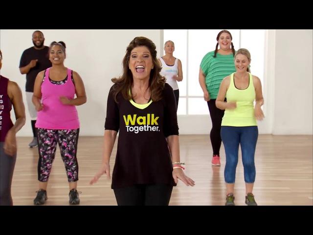 Walk At Home: Walk 15   1 Mile Walking Exercise