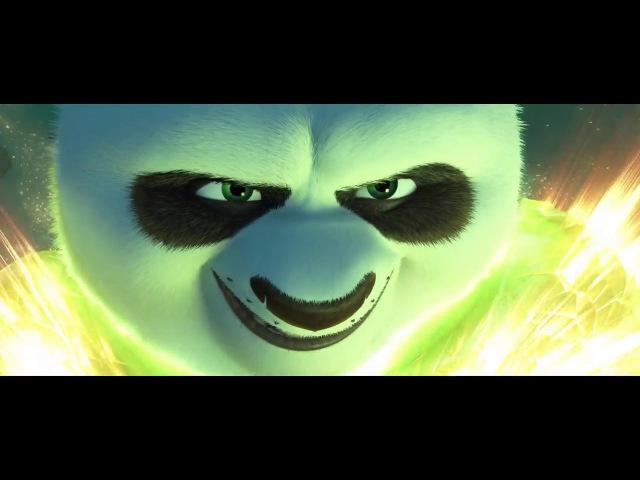 Kung Fu Panda - Believer (Imagine Dragons) [AMV]