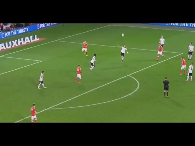 Wales vs Austria 1 - 0 - All Goals Highlights World Cup Qualifier 2092017