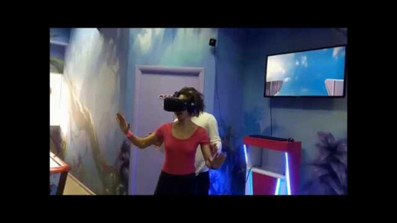 Лазерфорс очки виртуальной реальности