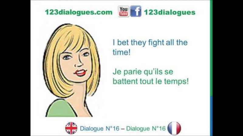 Dialogue 16 Animaux domestiques Animaux de compagnie