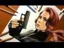 Speed Drawing Black Widow Jasmina Susak